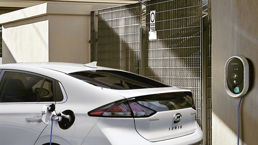 Los tipos de corrientes en la carga de coches eléctricos