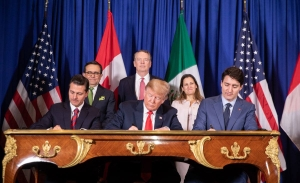 Ya está en vigor el T-MEC impulsado por Trump, adiós a los salarios bajos en origen