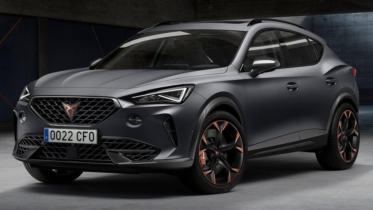 Ya se puede pre-reservar el CUPRA Formentor, el esperado SUV deportivo