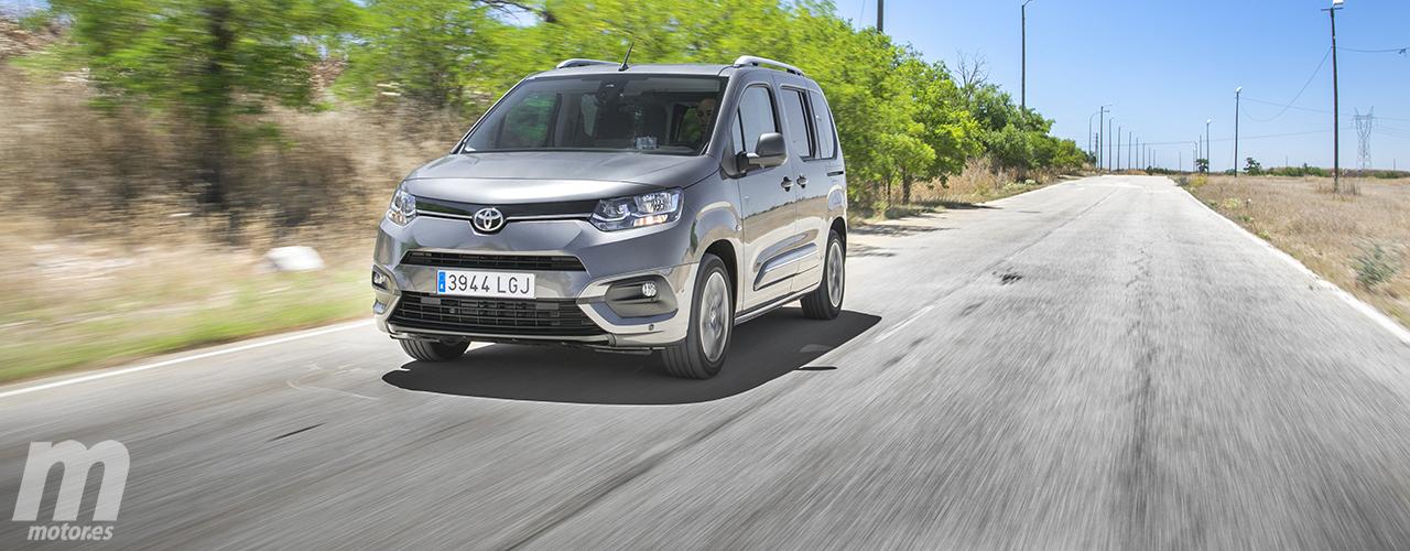 Prueba Toyota Proace City Verso, la navaja multiusos (con vídeo)
