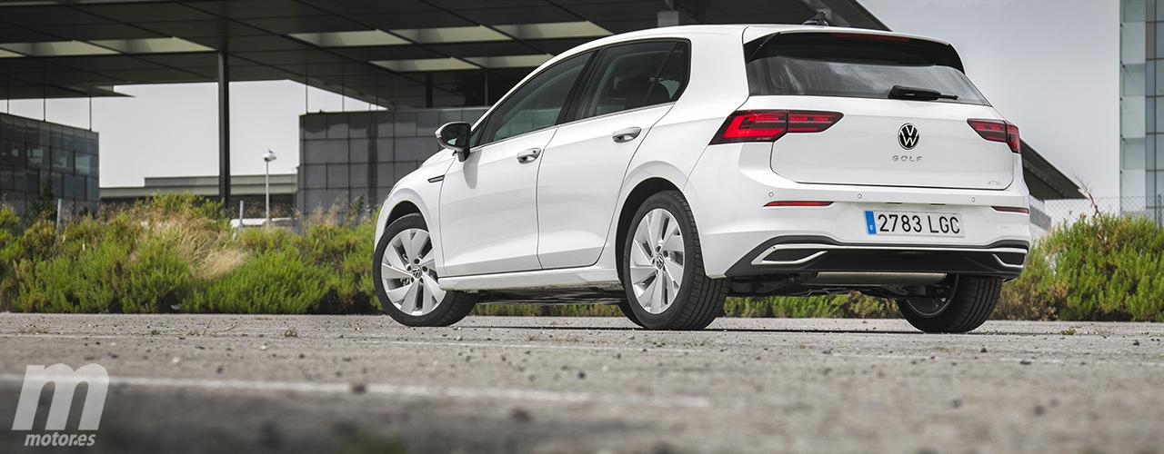 Prueba Volkswagen Golf 8 1.5 eTSI 150 CV, cuestión de galones (con vídeo)