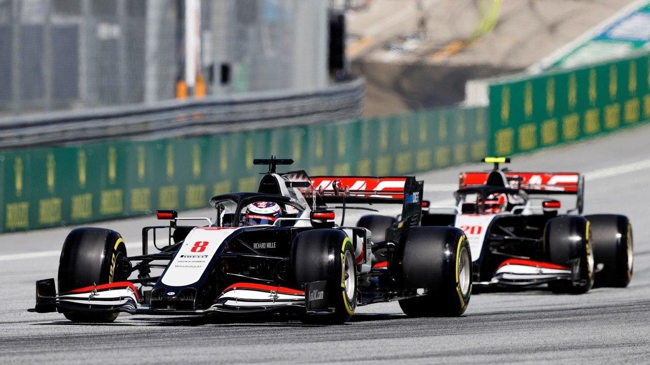 El día de la marmota en Haas: siguen los problemas de frenos... y con todo lo demás