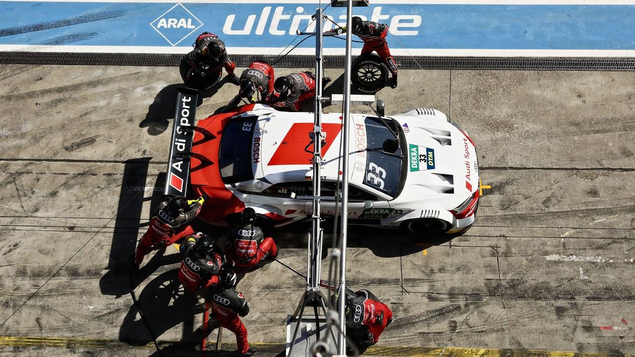 El DTM prepara para 2020 el regreso de la ventana de paradas en boxes