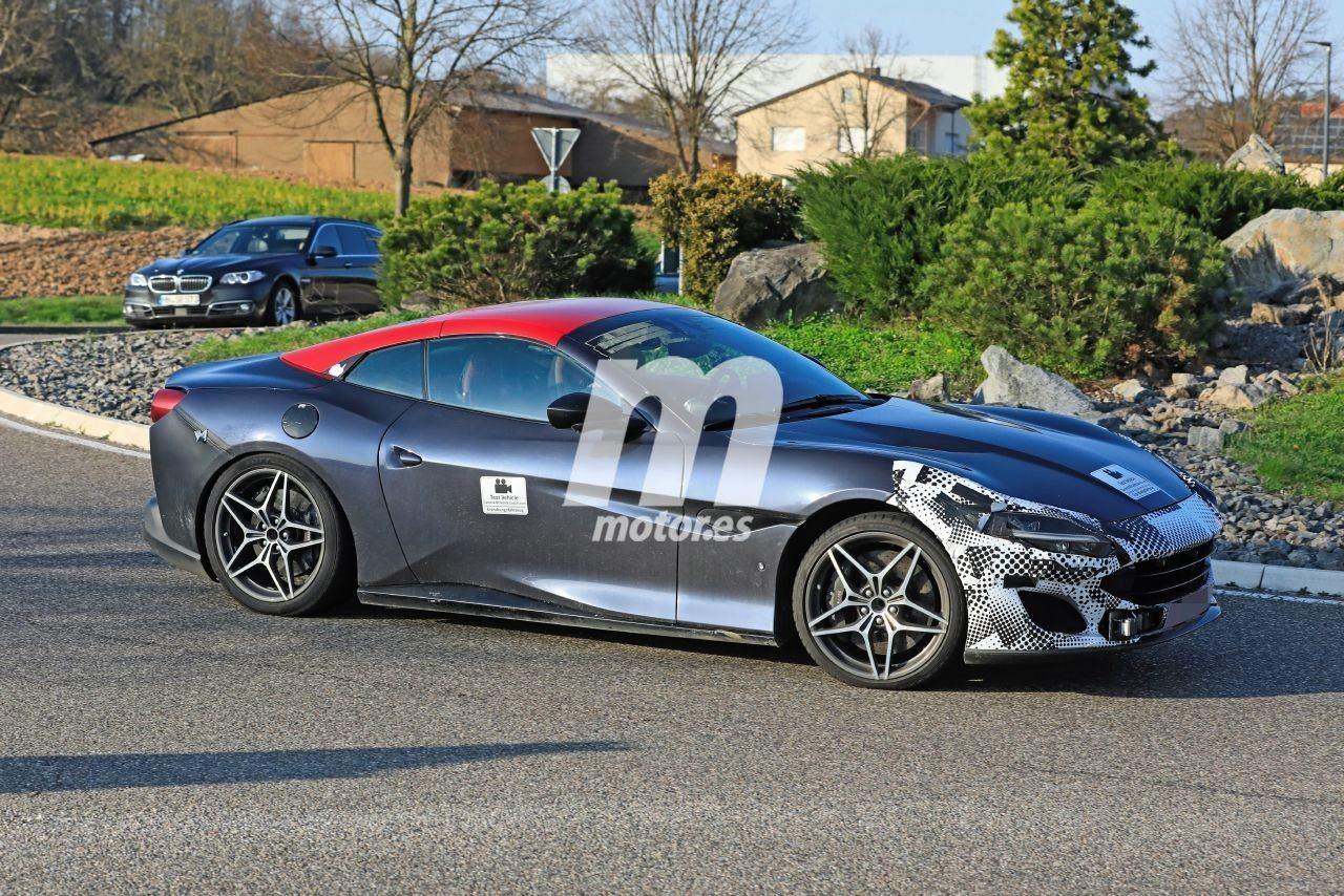 La EPA filtra la llegada de una nueva variante del Ferrari Portofino
