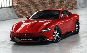 El Ferrari Roma más radical llega de la mano de Wheelsandmore con 700 CV