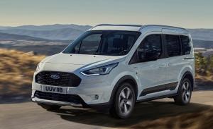 Ford Tourneo Connect Active, uniendo aventura con el mundo laboral