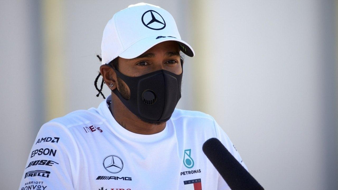 Hamilton da pistas sobre su próximo contrato: tres años más con Mercedes