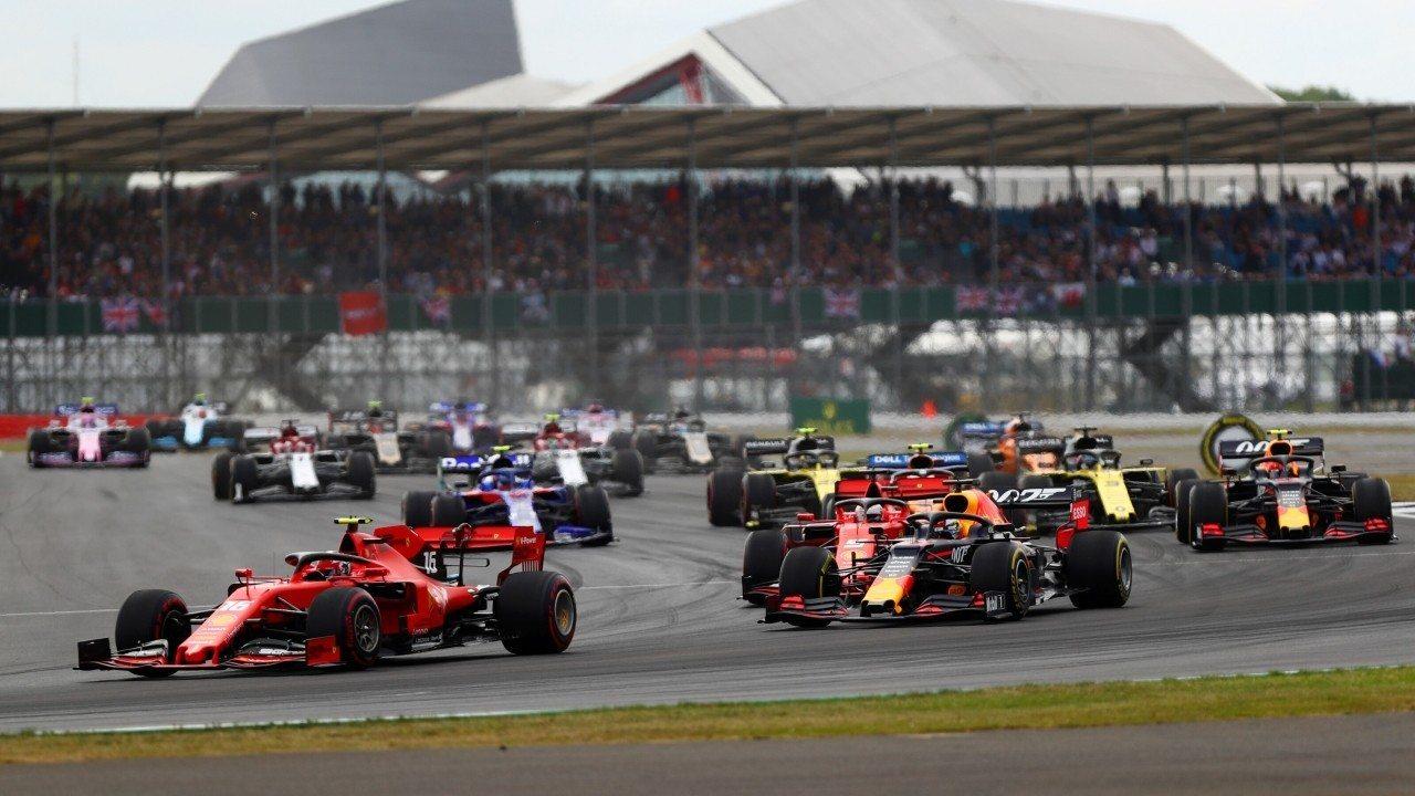 Horarios, cómo seguir y dónde ver el GP de Gran Bretaña 2020 de Fórmula 1