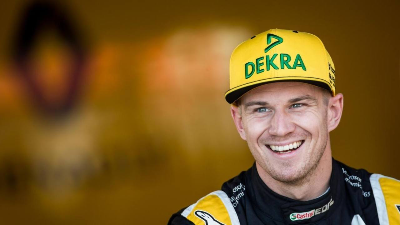 Hülkenberg, confirmado como sustituto de Pérez en Racing Point