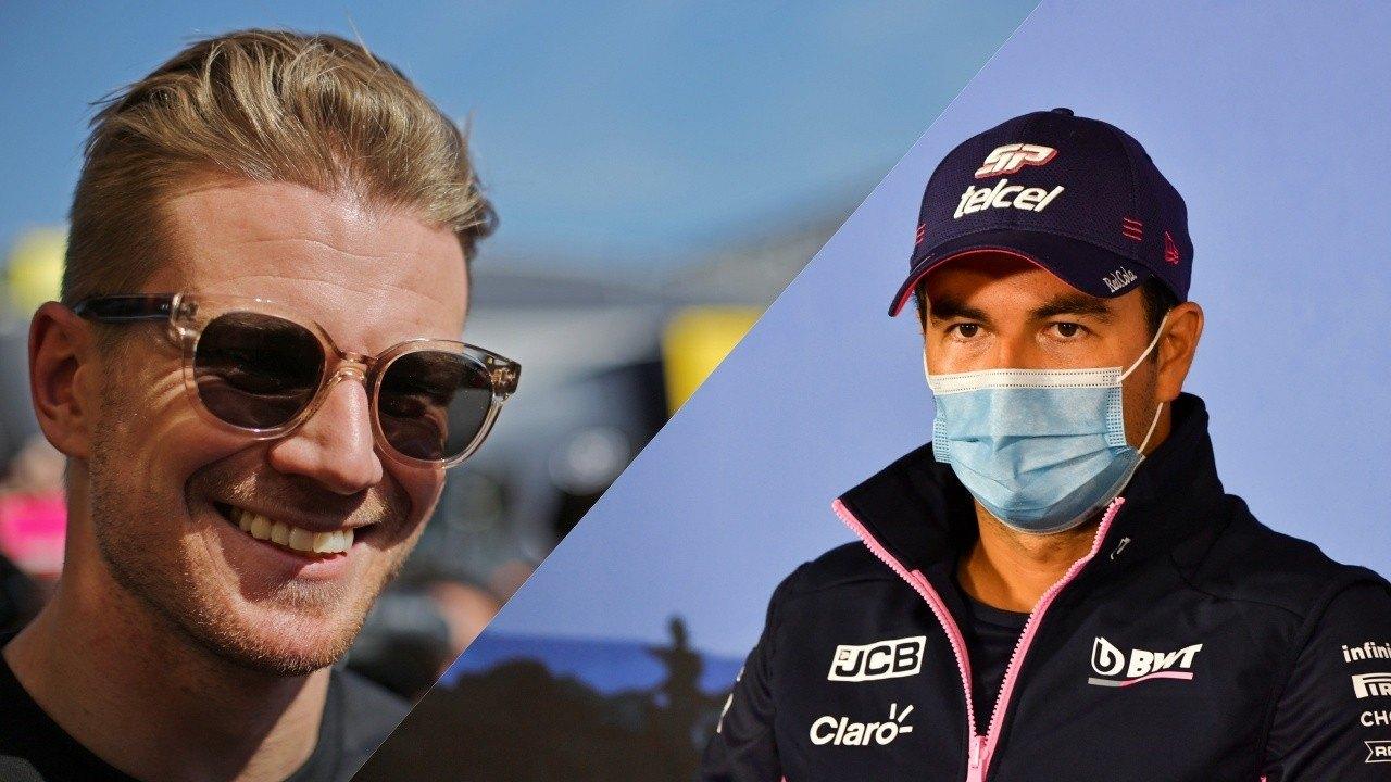 Hülkenberg, el piloto con más papeletas para sustituir a Pérez en Silverstone