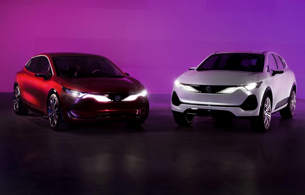 IZERA, la nueva marca de coches eléctricos de Polonia, se presenta con dos conceptos