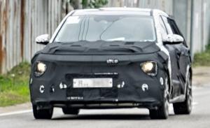KIA Niro 2022, la nueva generación del SUV coreano electrificado está en marcha