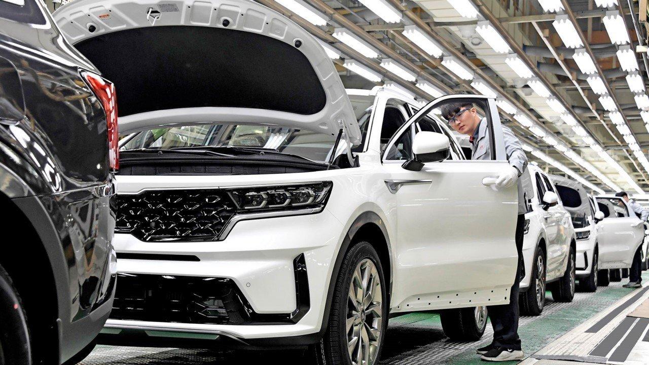 La nueva generación del KIA Sorento entra en producción en Corea del Sur