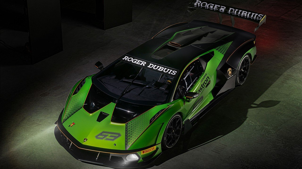 Lamborghini Essenza SCV12, una bestia creada para disfrutar en circuito