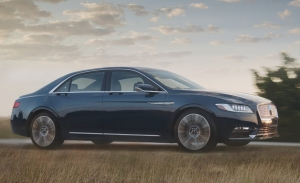 Lincoln elimina el Continental, el último sedán superviviente de Ford en EEUU