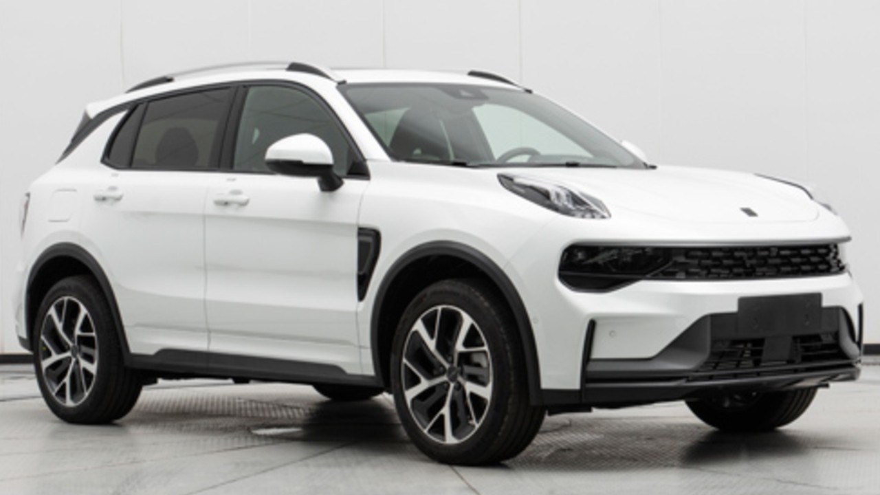 El nuevo Lynk & Co 01 2021, el SUV chino que llegará a Europa, cazado al desnudo