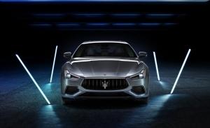 Maserati Ghibli Hybrid 2021: la berlina italiana estrena imagen y asola al diésel