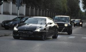 Esta generación del Maserati Quattroporte no está muerta, habrá nueva actualización