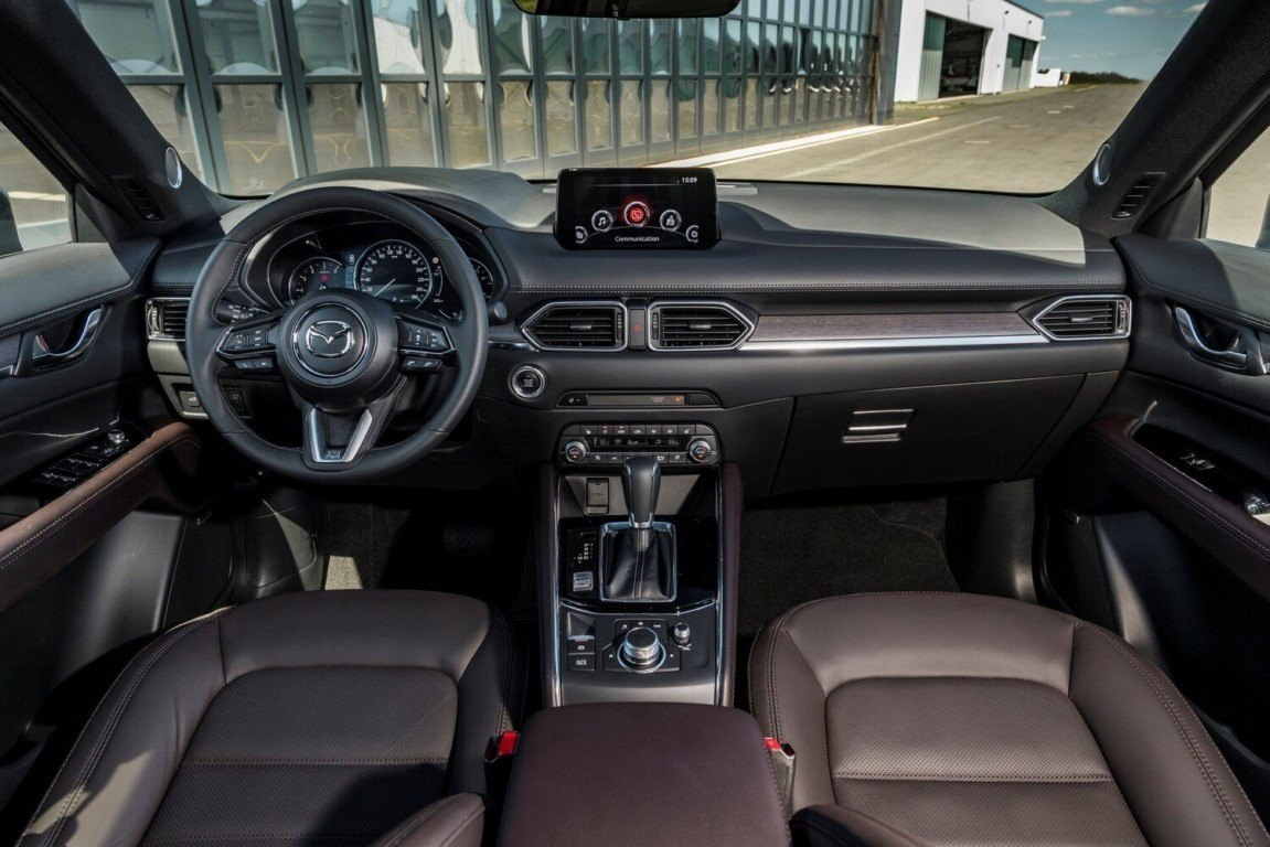 Mazda CX-5 II (2017) 38