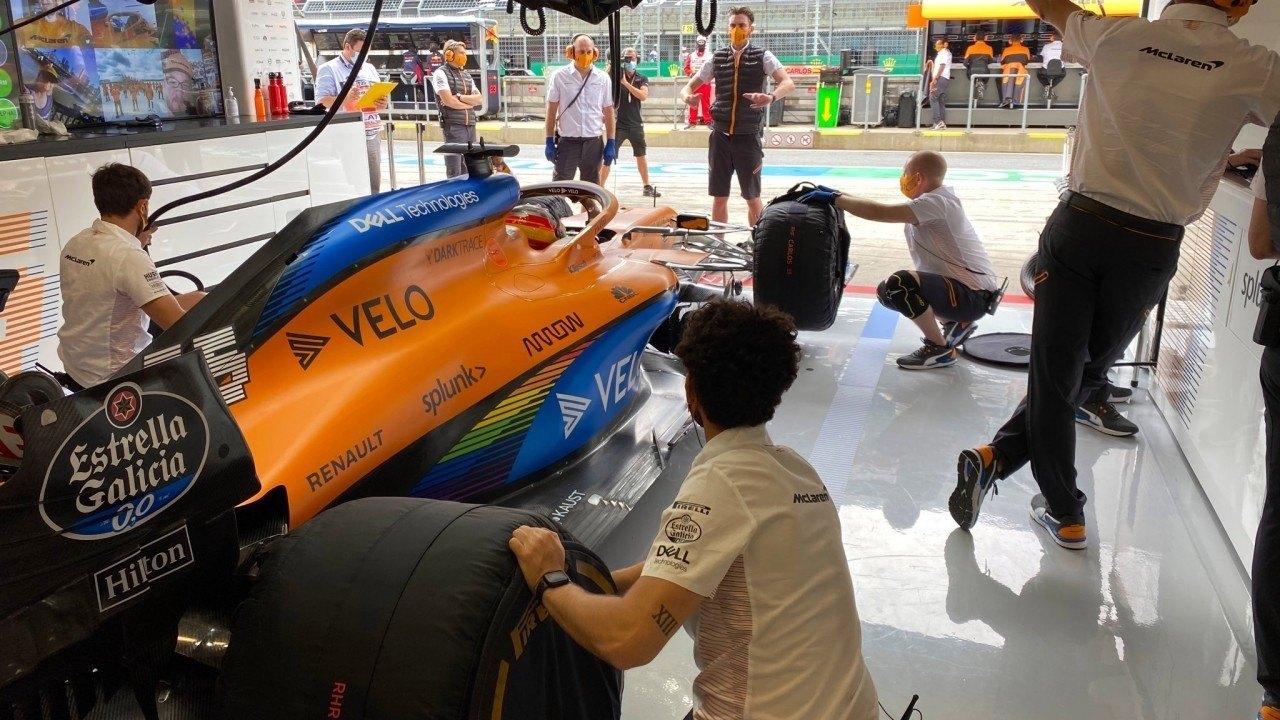 McLaren descarta presentar una protesta contra Racing Point por el 'Mercedes rosa'