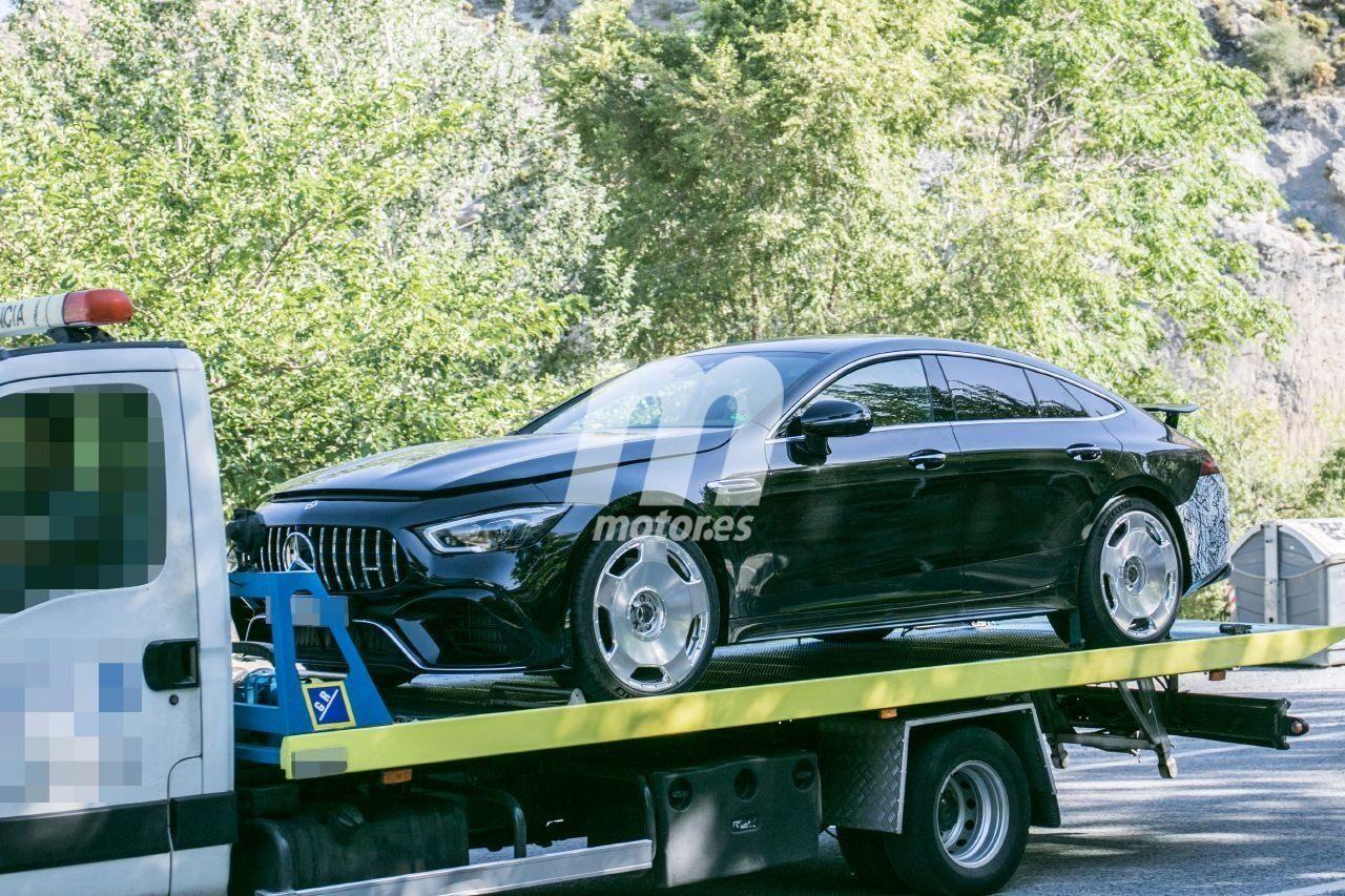 2019 Mercedes-AMG GT 4 Puertas 21