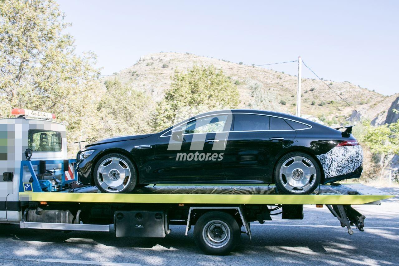 2019 Mercedes-AMG GT 4 Puertas 22
