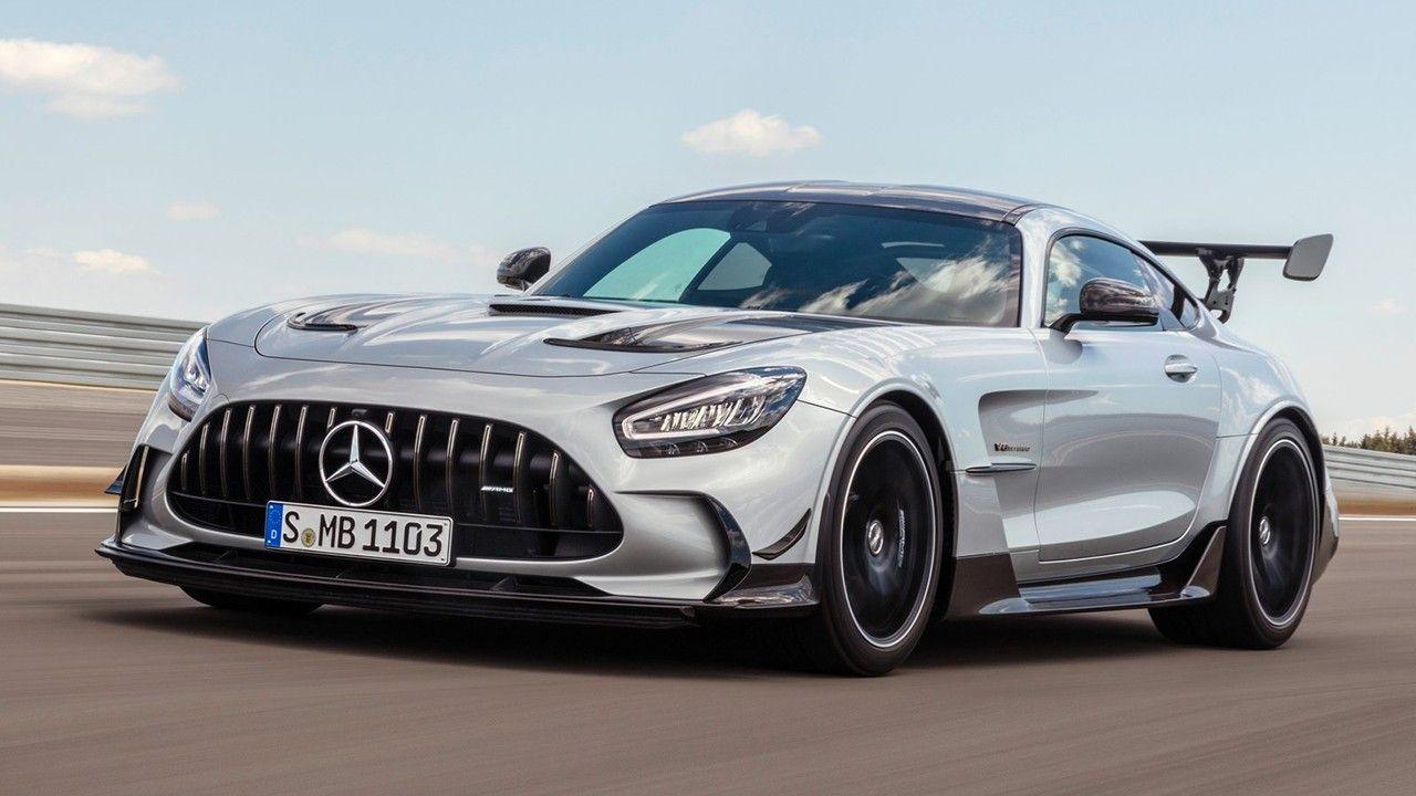 Mercedes-AMG GT Black Series, tope de gama con tracción trasera y 730 CV