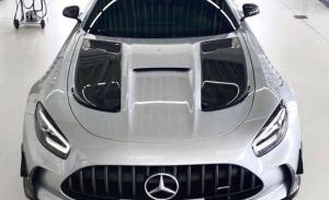 Una filtración desvela el nuevo Mercedes-AMG GT R Black Series en todo su esplendor