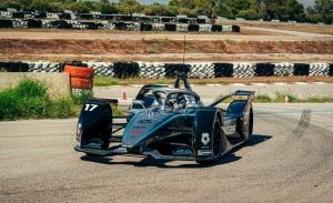 Mercedes EQ se prepara para el regreso de la Fórmula E con un importante test