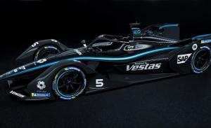 Mercedes EQ también usará el color negro en la Fórmula E contra el racismo