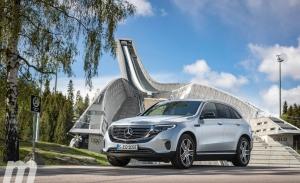 El Mercedes EQC recibirá novedades de equipamiento en 2021