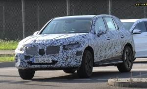 El Mercedes GLC 2022 se deja ver en su primer vídeo espía en Alemania