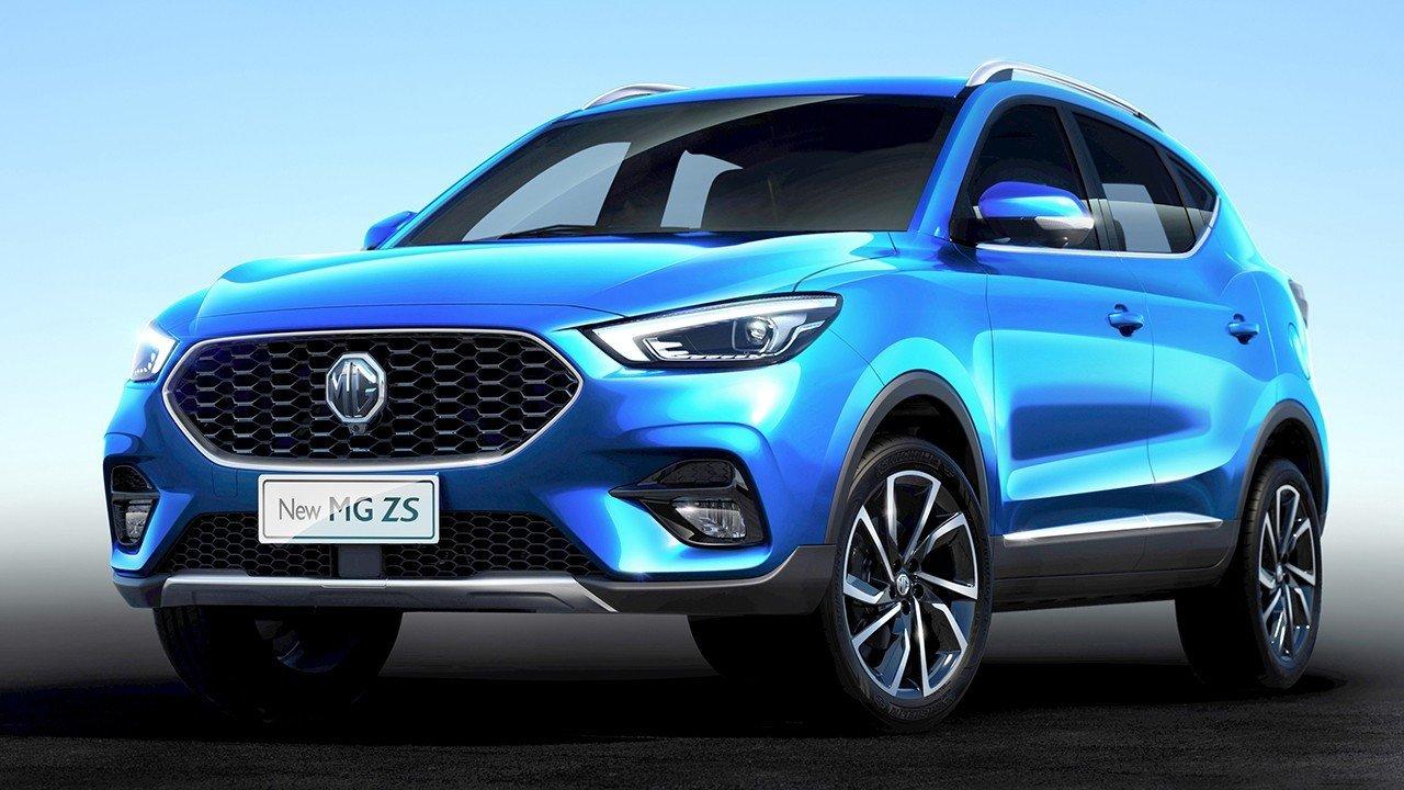 El nuevo SUV MG ZS 2020 irrumpe en Europa cargado de novedades