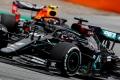 Hamilton repite como el más rápido, con el 'Mercedes rosa' de Pérez 3º