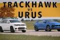 Lamborghini Urus vs. Jeep Trackhawk: duelo por el título de SUV más rápido del mundo