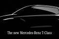 Mercedes Clase T, una nueva furgoneta compacta que tendrá versión eléctrica