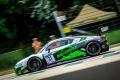 Mirko Bortolotti manda con el Audi #31 en los dos test de Imola