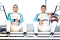 Russell y Latifi, confirmados en Williams para la temporada 2021