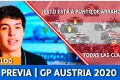 [Vídeo] La Previa del GP Austria de F1 2020