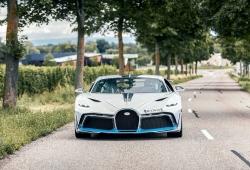 El control de calidad en la preentrega del Bugatti Divo dura 11 horas