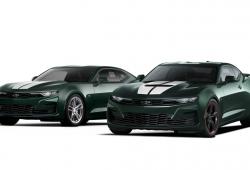 Chevrolet Camaro 2021: estas son todas las novedades de la nueva gama