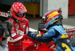 La cualidad que Alonso comparte con Schumacher y Senna: «Es su mejor virtud»