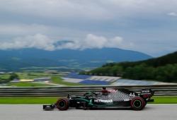 Así te hemos contado los entrenamientos libres del GP de Austria de F1 2020