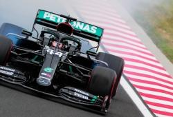Hamilton y Mercedes, sobrados en los primeros libres de Hungaroring