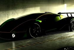 Lamborghini SCV12: nueva imagen del brutal deportivo de circuito de 830 CV