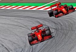 ¿Es el motor el principal problema de Ferrari?: «Perdemos siete décimas en las rectas»