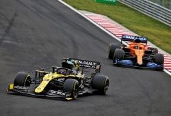 ¿Es Renault más rápido que McLaren y Ferrari? Así lo cree Ricciardo