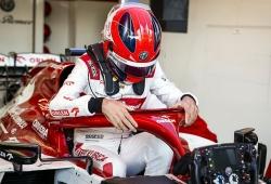 Robert Kubica se subirá al Alfa Romeo C39 en el GP de Estiria