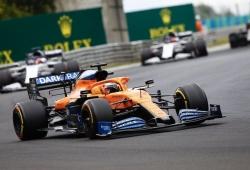 La mala fortuna se ceba con Sainz; décimo y gracias: «Poco más se podía rascar»
