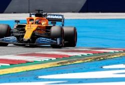 Sainz: «Ha sido un alivio ver que podemos luchar con Racing Point»